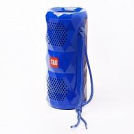 Мини-колонка TG-167 синяя (112916) (MicroSD,USB,3,5 джек +FM)