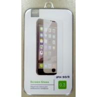Защитное стекло Activ для iPhone 5\5S прозрачное(50851)