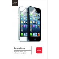 Пленка Activ прозр. для iPhone4 (для передней и задней панели)