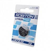 Батарейка Robiton CR 2430 BL-1