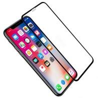 Защитное стекло Activ 5D для iPhone Х\XS черное