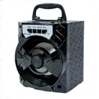 Колонка портативная MS-244BT (Bluetooth/USB /SD/FM) черная