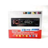 Автомагнитола 1 дин 6210 (SD, USB)