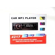 Автомагнитола 1 дин 4216Е (SD, USB)