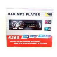 Автомагнитола 1 дин 6260 (SD, USB)