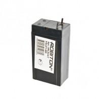 Аккумулятор для прожекторов Robiton (4V 0,7Ah)