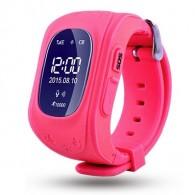Smart-часы Q50 Hello детские с GPS трекером розовые