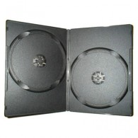 BOX DVD Slim двойной 7mm \100