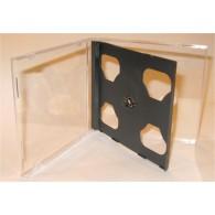 CD BOX двойной черный 1/200