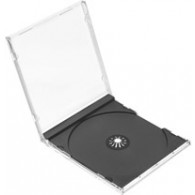 CD BOX одинарный черный 1\200