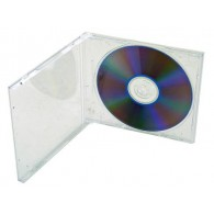 CD BOX одинарный прозрачный 1\200