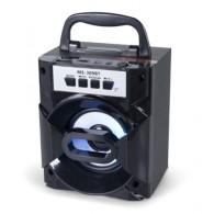 Колонка портативная MS-309BT (Bluetooth/USB /SD/FM) черная