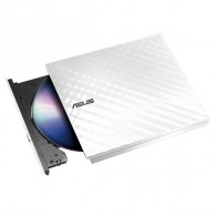 Внешний DVD-RW USB-привод Asus 08 белый (SDRW-08D2S-U)
