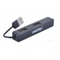 Хаб USB SmartBuy (SBHA-408)