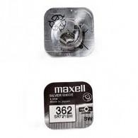 Батарейка Maxell SR 721 SW (362) BL 1/10