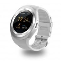 Smart-часы Y1 серебро