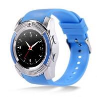 Smart-часы V8 синие