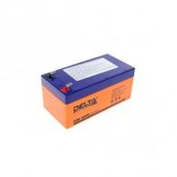 Аккумулятор для бесперебойника Delta 12V 3,2Ah