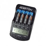 З/у Robiton ProCharger1000 с дисплеем (1-4*АА\ААА) (220v+12v)