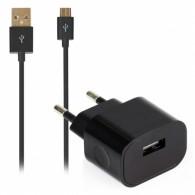 СЗУ SmartBuy + кабель microUSB (1000mAh) SBP-1001MC\62