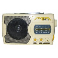 Радиоприемник Лира РП-246 (FM,УКВ,220v/3*R20)