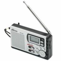 Радиоприемник Ritmix RPR 3021(FM,УКВ,СВ, 2*ААА) черный