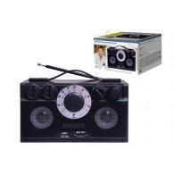 Радиоприемник БЗРП РП-304 (УКВ,СВ,КВ,ТВ,USB,SD,220v,4*R20)