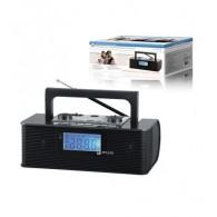 Радиоприемник БЗРП РП-315 (УКВ,СВ,КВ,USB,SD,4*R20,220v,акб 900mA)