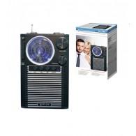 Радиоприемник БЗРП РП-314 (3*R20) 220V (USB+SD)