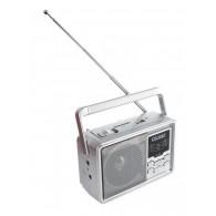 Радиоприемник Сигнал РП-106 (FM,SD, USD, 4*АА, акб 800mAh)