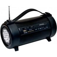 Радиоприемник Сигнал Vikend Hunter (FM,СВ,КВ,USB,фонарь,220v, accu 1000mAh)