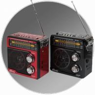 Радиоприемник Ritmix RPR-202 черный