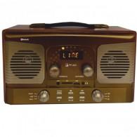 Радиоприемник БЗРП РП-323 220V,акб (USB+SD,Bluetooth)