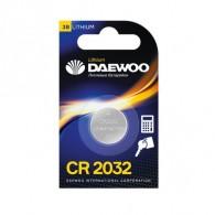 Батарейка Daewoo CR 2032 BL-1/20