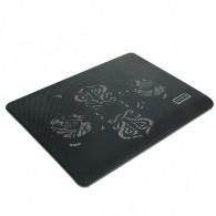 Подставка-вентилятор для ноутбука 2 кулера (1527334)