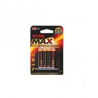 Батарейка Kodak LR03 MAX BL 4/40/200