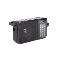 Радиоприемник Сигнал РП-233BT (FM, USB,microSD,BT, 220V,2*R20)