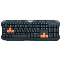 Клавиатура SVEN 9700 игровая черная USB