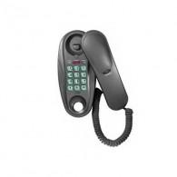 Телефон проводной Supra STL-112 серый