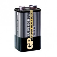 Батарейка GP 6F22 sh 1/10/500