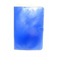 Чехол для планшета 10'' синий А10 на резинках