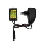 Усилитель антенный МВ+ДМВ 30дБ, пластик, адаптер пит. (F-гн\САТ-Ш) Antex