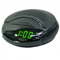 Часы настольные VST-903-4 зел.цифры
