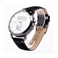 Часы наручные женские браслет кож.зам., Promise (115263, 115264)