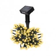 Светильник садовый Фаzа SLR-G01-100Y (гирлянда, желтая) 100 диодов