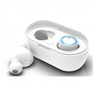 Гарнитура Bluetooth Ritmix RH-802 (вакуумные наушники) белые