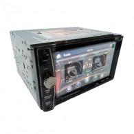 Автомагнитола 2 дин 6067BT X-Sound (DVD,MP3, bluetooth)