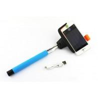 Селфи штатив Monopod Bluetooth Z07-5 беспроводной синий