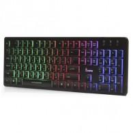 Клавиатура SmartBuy 305 USB черн с подсвет. (SBK-305U-K)
