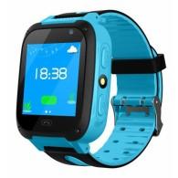 Smart-часы Q9 детские голубые (без GPS)